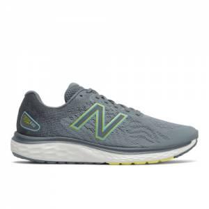 New Balance Fresh Foam 680v7 Men's Running Shoes - Grey (M680LL7)