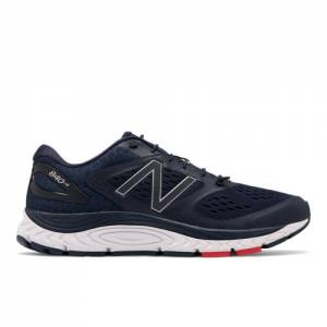 New Balance 840v4 Men's Running Shoes - Navy (M840BP4)