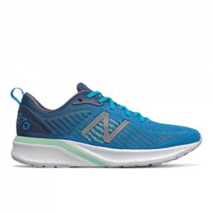 New Balance 870v5 Men's Stability Running Shoes - Blue (M870BB5)