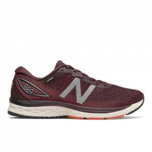 New Balance 880v9 GTX Men's Running Shoes - Red (M880GT9)