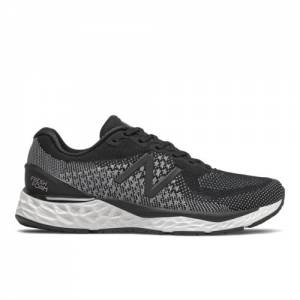 New Balance Fresh Foam 880v10 Men's Running Shoes - Black / White (M880K10)
