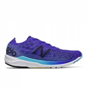 New Balance 890v7 Men's Running Shoes - Blue (M890BB7)