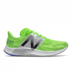 New Balance FuelCell 890v8 Men's Running Shoes - Green (M890GY8)