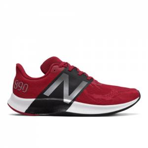 New Balance FuelCell 890v8 Men's Running Shoes - Red (M890RB8)