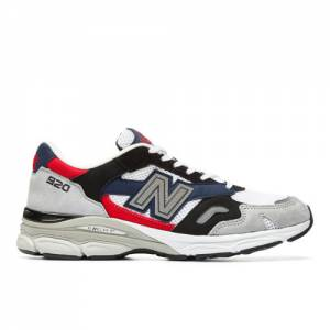 New Balance Made In UK 920 Men's Lifestyle Shoes - Grey / Black (M920GKR)