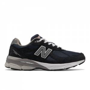 New Balance Made in US 990v3 Men's Lifestyle Shoes - Navy (M990NB3)
