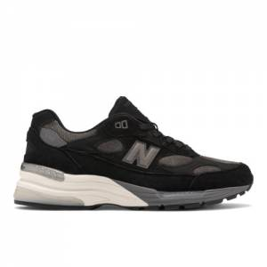 New Balance Made in USA 992 Men's Lifestyle Shoes - Black (M992BL)