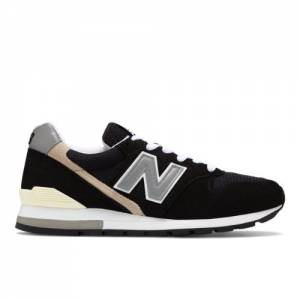 New Balance Made in USA 996 Men's Shoes - Black (M996BC)