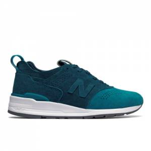New Balance 997 Made in US Color Spectrum Men's Made in USA Shoes - Blue (M997DU2)