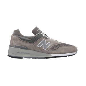 New Balance 997 Made in USA Men's Shoes - Grey (M997GY)