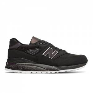 New Balance 998 Northern Lights Men's Made in USA Sneakers Shoes - Black (M998ABK)
