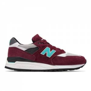 New Balance 998 Made in USA Men's Shoes - Red (M998AWC)