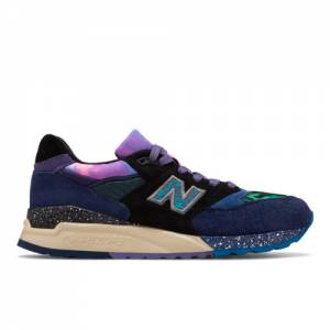 New Balance Made in USA 998 Men's Lifestyle Shoes - Blue / Green (M998AWG)