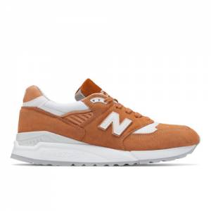 New Balance 998 Made in USA Men's Shoes - Brown (M998TCC)