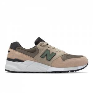 New Balance 999 Made in USA Men's Sneakers Shoes - Beige (M999HCC)
