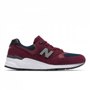 New Balance 999 Made in USA Men's Shoes - Red (M999JTA)