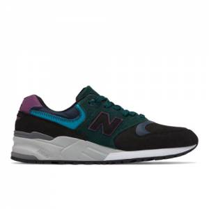 New Balance 999 Made in USA Men's Shoes - Black (M999JTB)