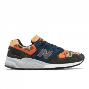 New Balance 999 Made in USA Men's Shoes - Dark Green / Camo (M999NI)