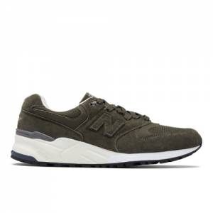 New Balance 999 Made in USA Men's Shoes - Dark Green (M999NJ)