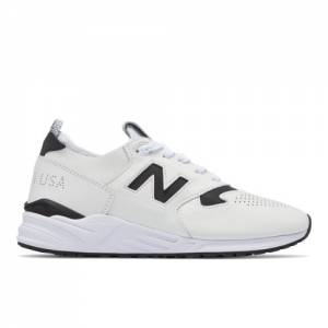 New Balance 999 Deconstructed Made in USA Men's Shoes - White (M999RC)