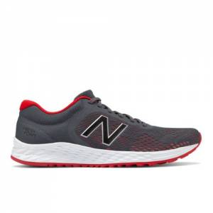 New Balance Fresh Foam Arishi v2 Men's Running Shoes - Grey / Red (MARISCG2)