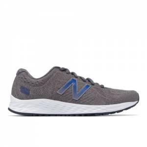 New Balance Arishi Sweatshirt Refresh Men's Running Shoes - Grey (MARISSM1)