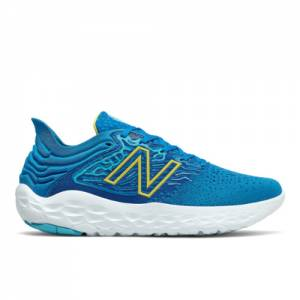 New Balance Fresh Foam Beacon v3 Men's Running Shoes - Blue (MBECNCB3)