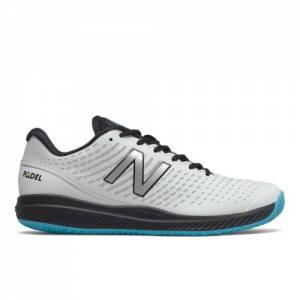 New Balance Padel 796v2 Men's Tennis Shoes - White / Black (MCH796PH)