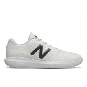 New Balance FuelCell 996v4 Men's Tennis Shoes - White (MCH996I4)