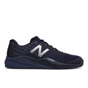 New Balance 996v3 Tournament Men's Tennis Shoes - Pigment / Vintage Indigo (MCH996N3)