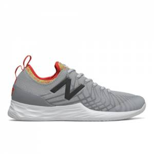 New Balance Fresh Foam Lav Men's Tennis Shoes - Grey (MCHLAVGM)