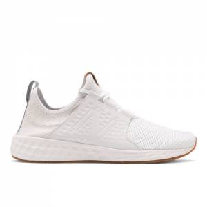 New Balance Fresh Foam Cruzv1 Reissue Men's Running Shoes - White (MCRZRMWS)