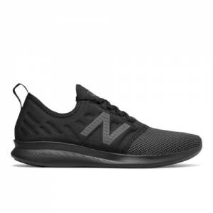 New Balance FuelCore Coast v4 Men's Neutral Cushioned Shoes - Black (MCSTLLK4)