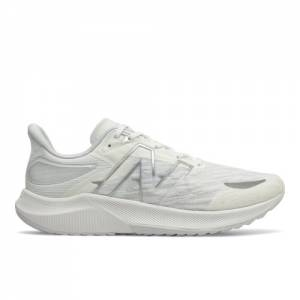 New Balance FuelCell Propel v3 Men's Running Shoes - White (MFCPRLW3)