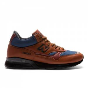 New Balance 1500 Made in UK Men's Mid-Cut Shoes - Brown (MH1500TN)