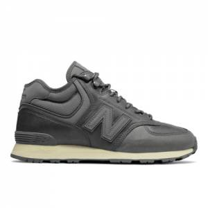 New Balance 574 Men's Shoes - Grey (MH574OAA)