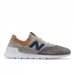 New Balance 1978 Made in US Men's Made in USA Shoes - Grey (ML1978SO)