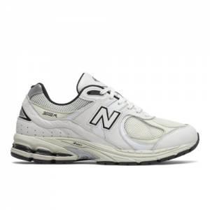 New Balance 2002R Men's Lifestyle Shoes - White (ML2002RQ)