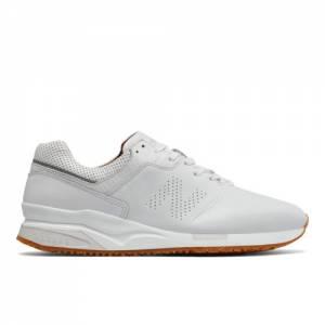 New Balance 2016 Tokyo Design Studio Men's Sport Style Sneakers Shoes - White (ML2016OA)