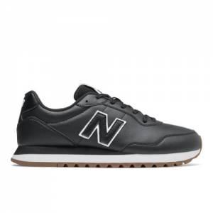 New Balance 527 Men's Classics Shoes - Black (ML527SLA)