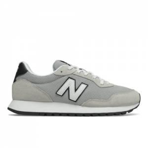 New Balance 527 Men's Classics Shoes - Grey (ML527SMC)
