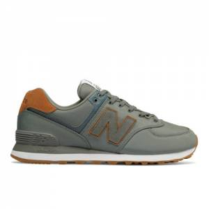 New Balance 574 Men's Sneakers Shoes - Grey (ML574BPI)
