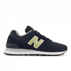 New Balance 574 Men's Lifestyle Shoes - Navy (ML574CN2)