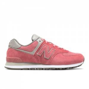 New Balance x Concepts 574 Men's 574 Shoes - Gum Pink / Silver (ML574CNT)