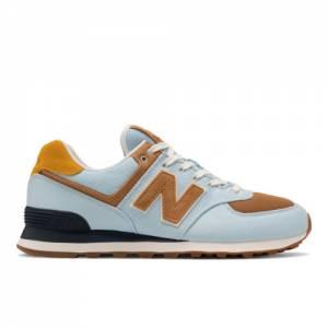 New Balance 574 Men's Lifestyle Shoes - Blue (ML574DS2)