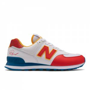 New Balance 574 NB x David's Sunflower Seed, Lifestyle Shoes - (ML574DSF)