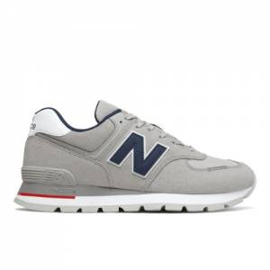 New Balance 574 Rugged Men's Lifestyle Shoes - Grey (ML574DTC)