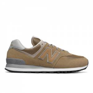 New Balance 574 Men's Sneakers Shoes - Beige (ML574EBE)