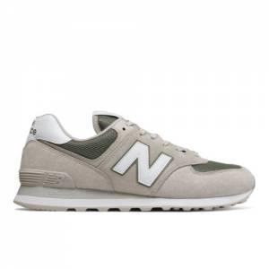 New Balance 574 Men's Sneakers Shoes - Grey (ML574ESR)