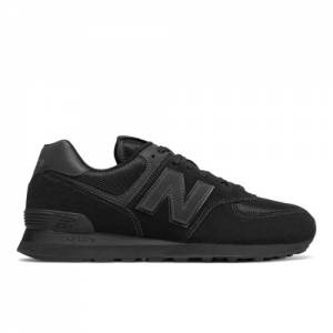 New Balance 574 Men's Sneakers Shoes - Black (ML574ETE)